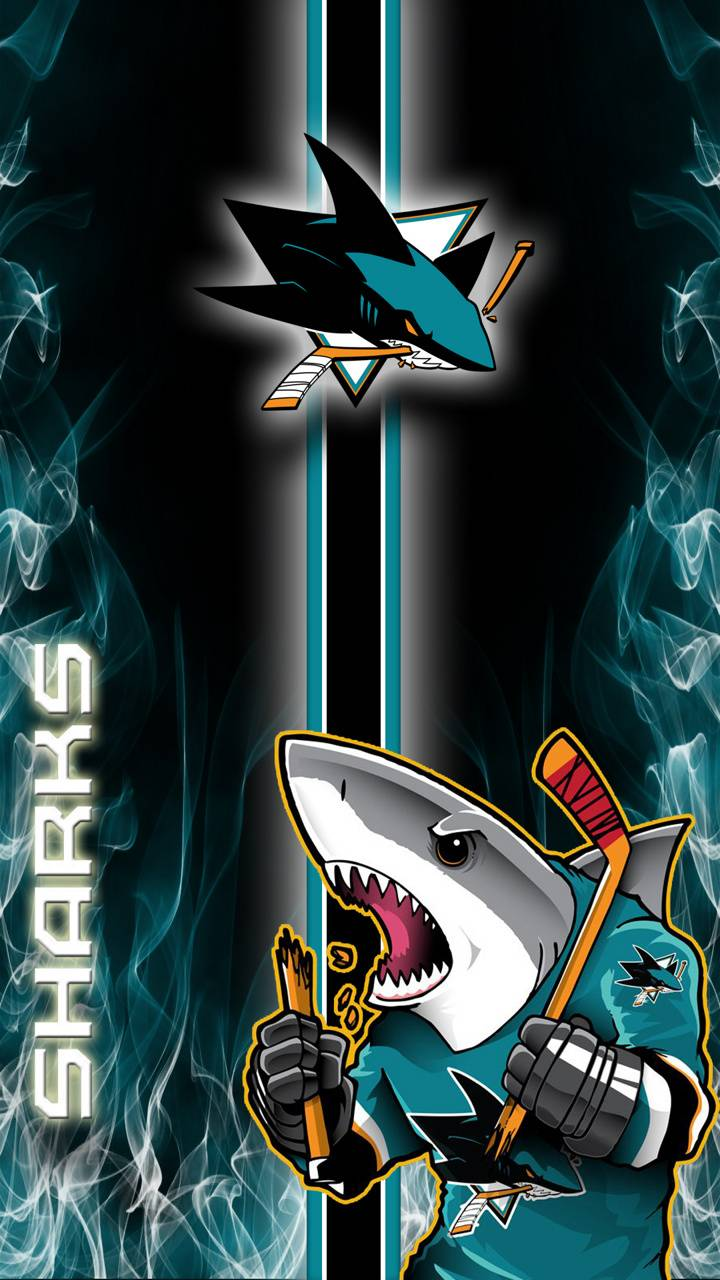 San Jose Sharks Wallpaper By Jansingjames Ed Free On Zedge