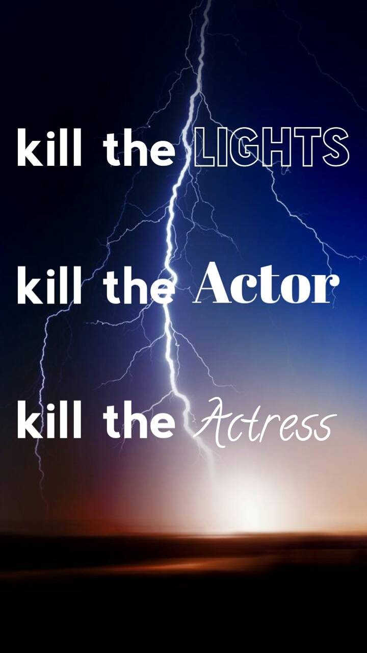 Sio kill the lights