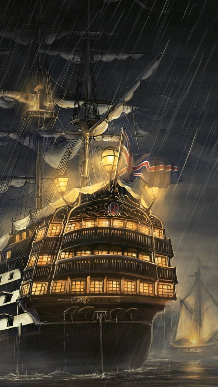 Ships Sea