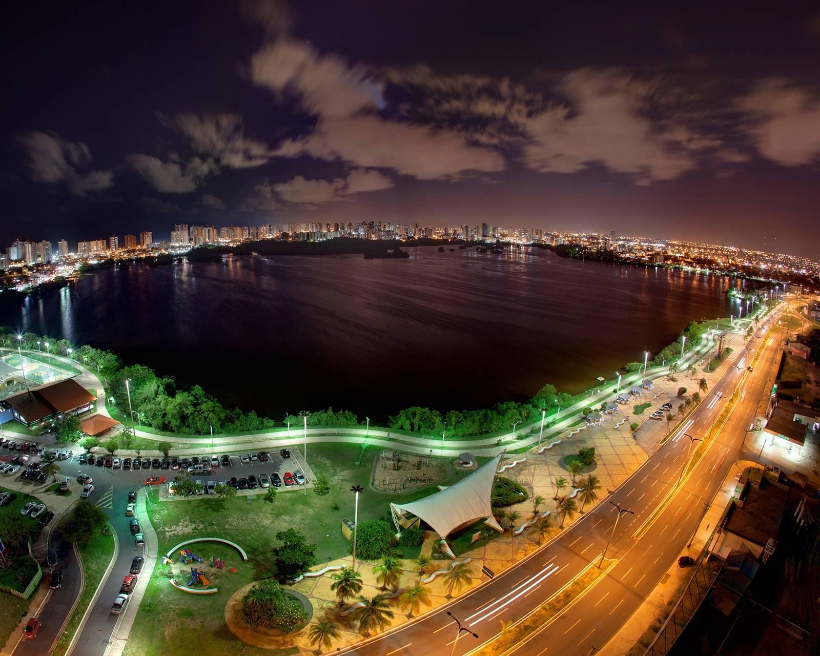 Brazil Night Time