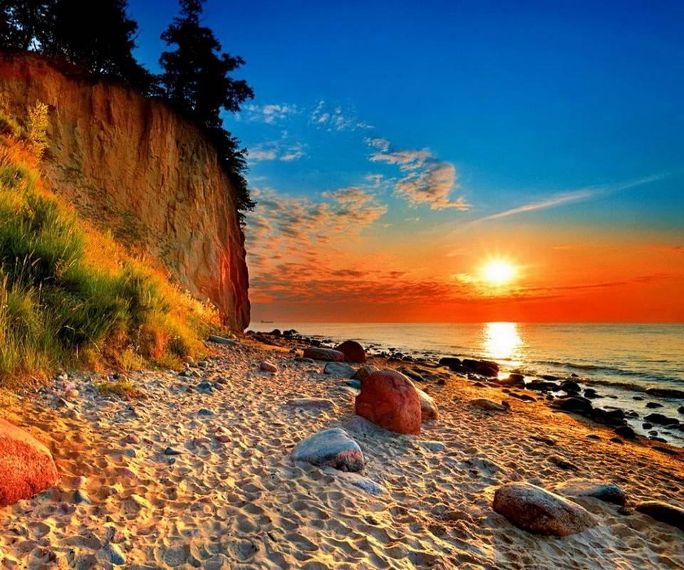Sunset Beach Sands