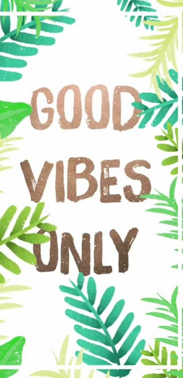 Good vibes forest