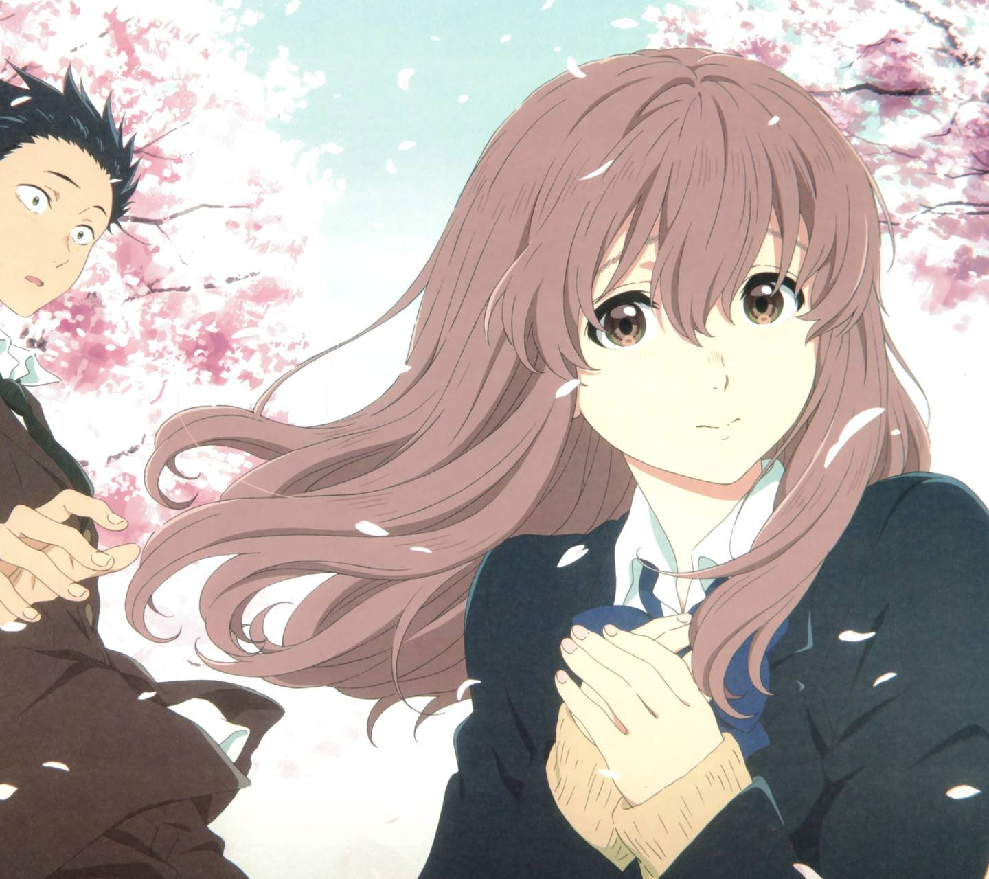 Koe No Katachi Wallpaper By Oliversix 17 Free On Zedge