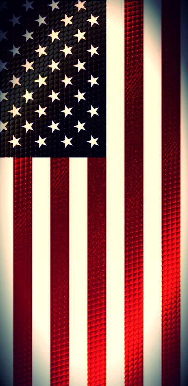 Flag Textured