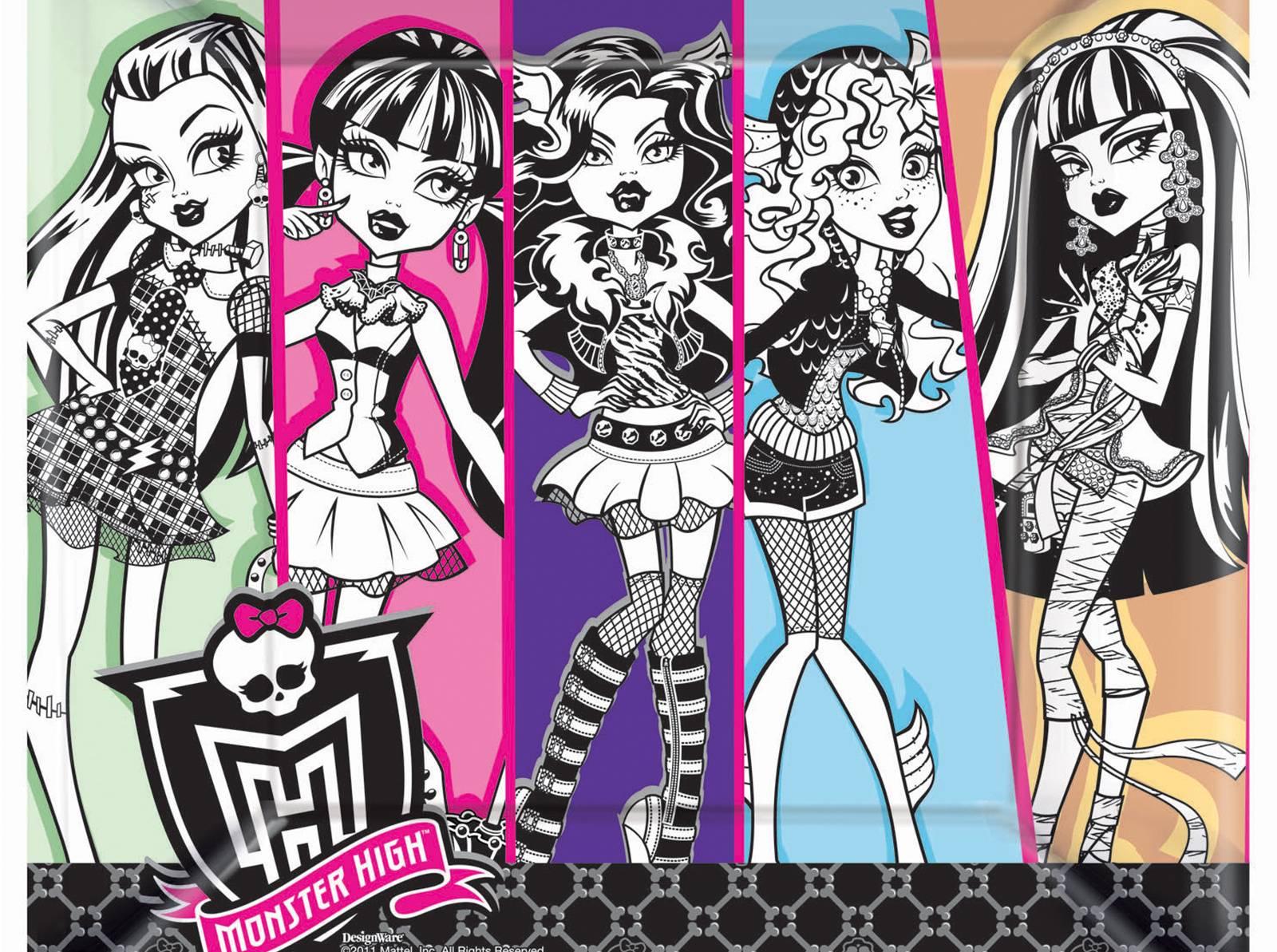 Monster High Gals