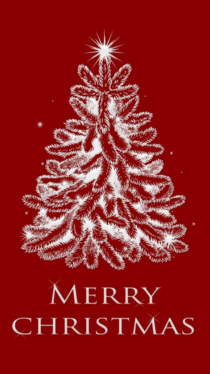 ChristmasTreeRed