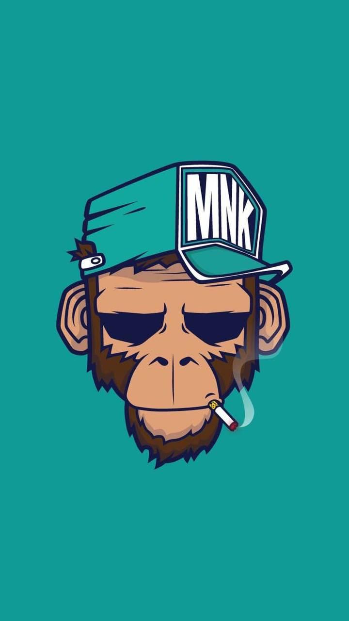 Smoking Monkey Wallpaper By Will05027 B2 Free On Zedge