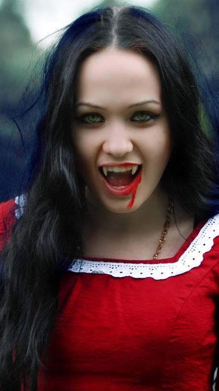 Vampire Snow White