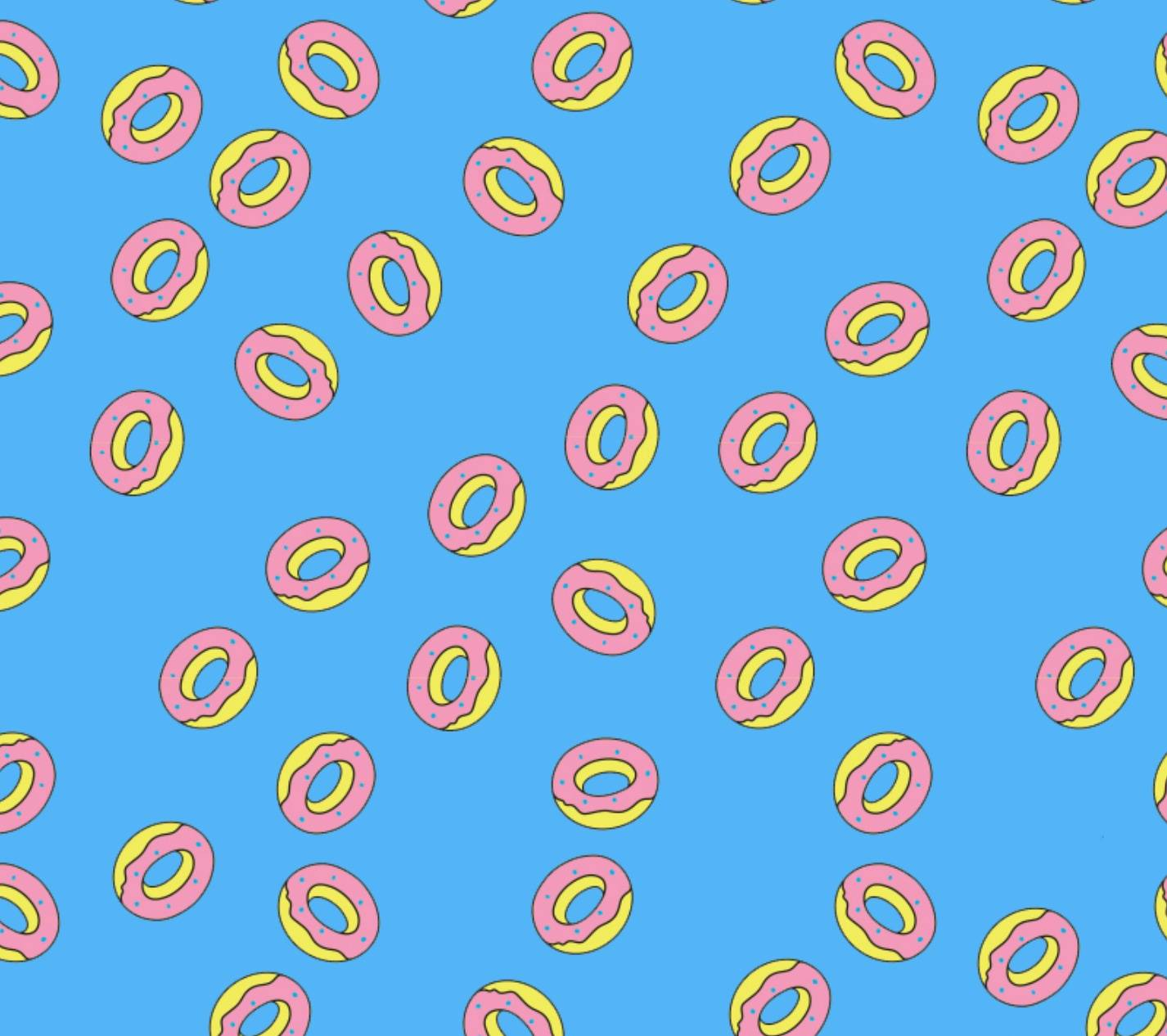 Odd Future Donuts Wallpaper By Trixie50