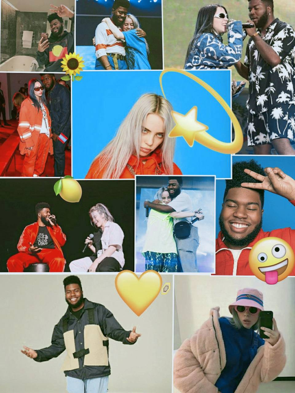 Billie And Khalid