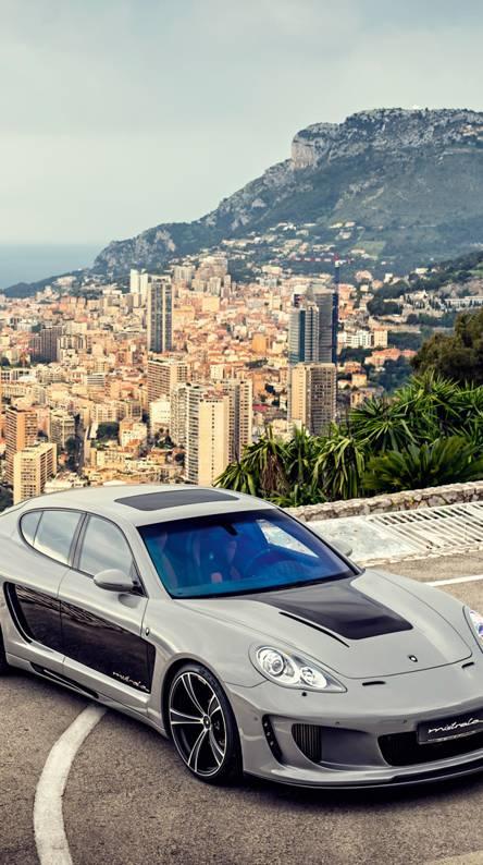 Porsche Panamera Wallpapers Free By Zedge