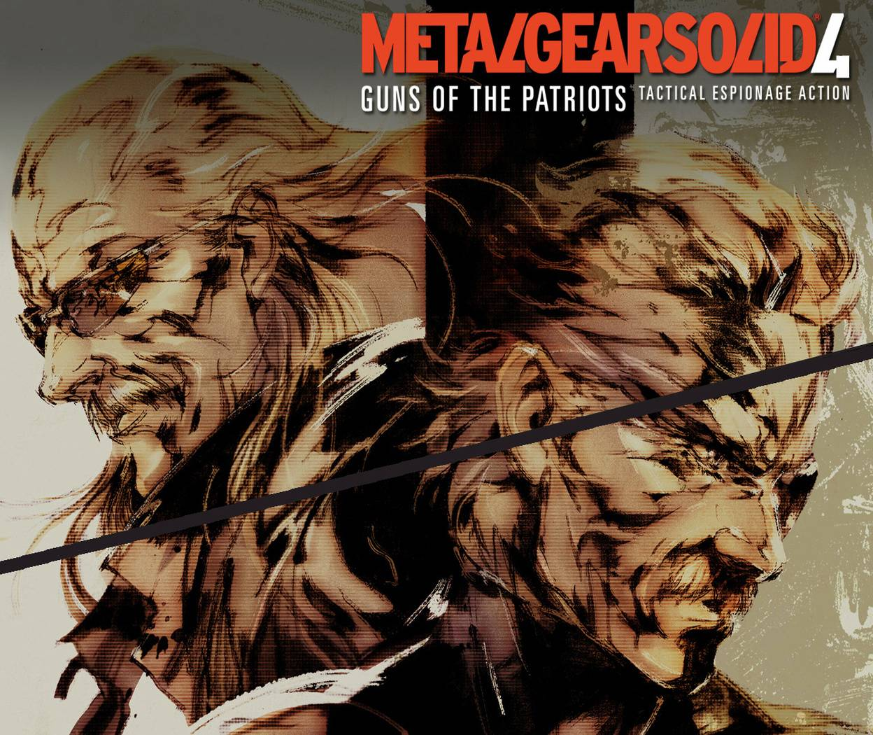 Metal Gear Solid 4 Wallpaper By Goliath77 38 Free On Zedge