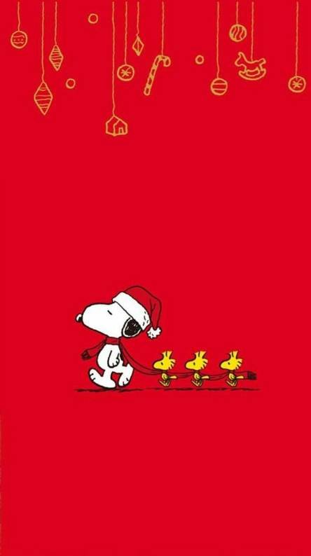 Snoopy christmas Wallpapers - Free by