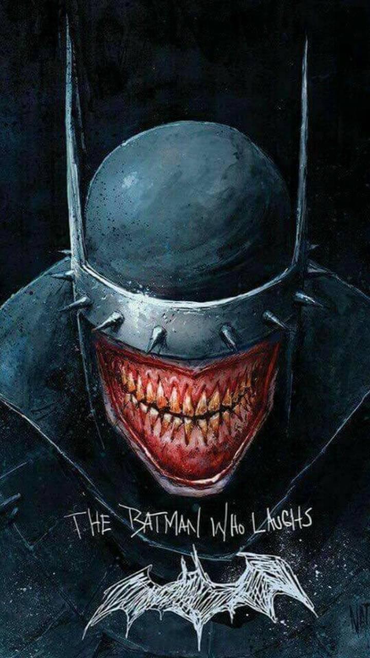 Batman Who Laughs Wallpaper By Devjabe 79 Free On Zedge