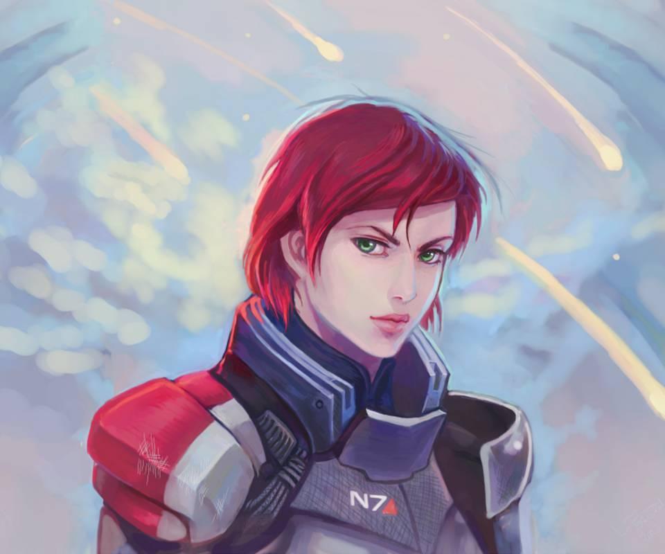 Beautiful Shepard