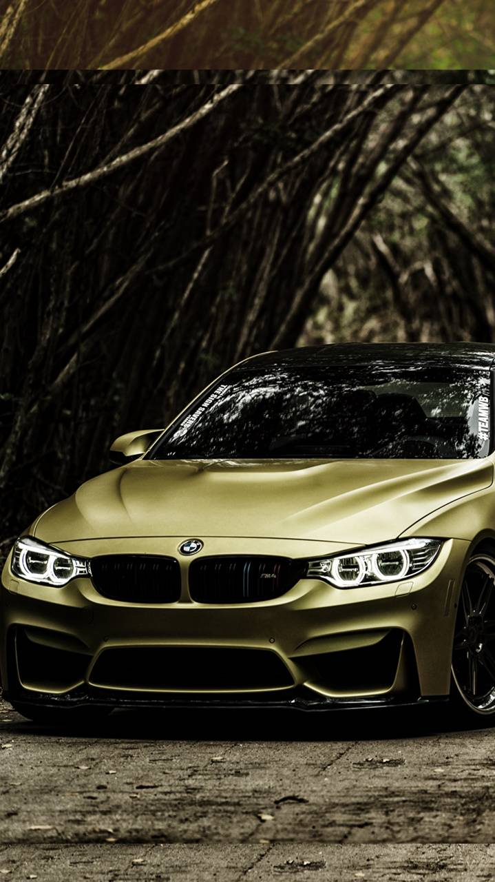 BMW M4 GOLD EDITION wallpaper by theelliot - 7e - Free on ...
