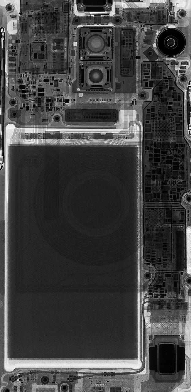S9 plus X-ray