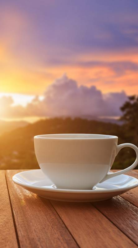 Coffee with Sunrise