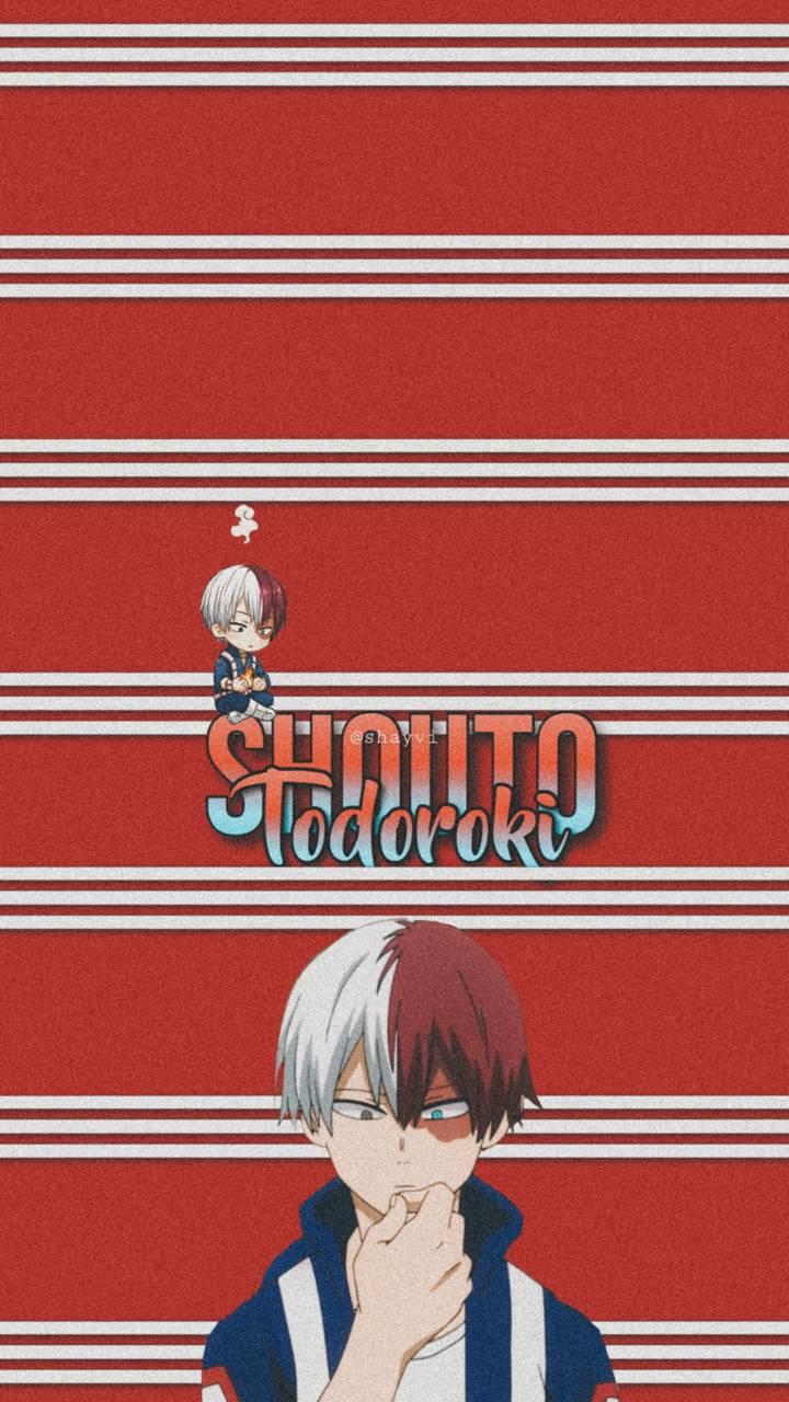 Shouto Todoroki
