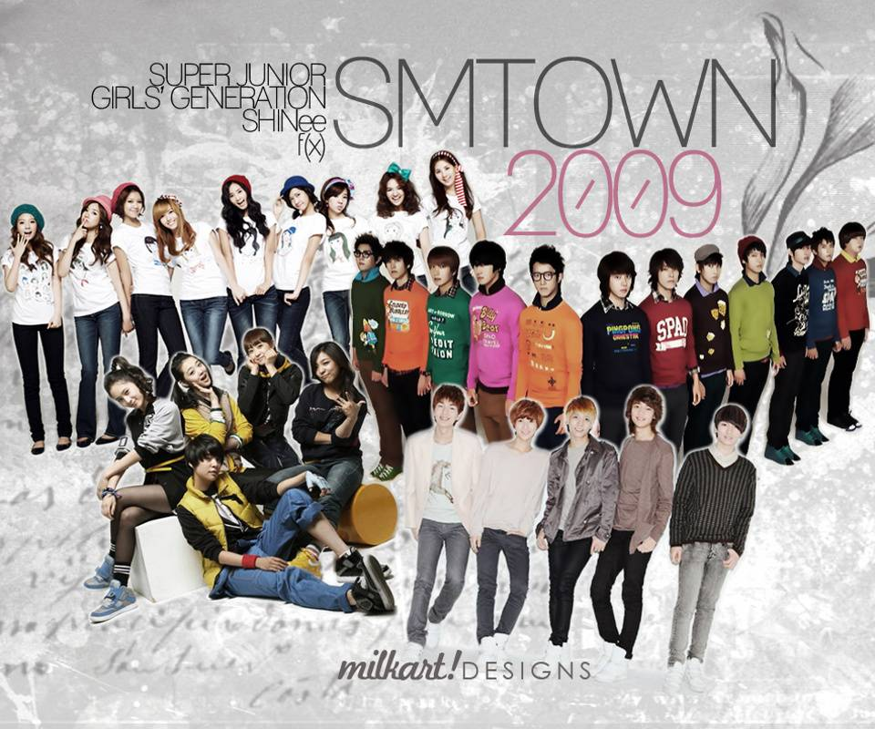 Smtown 2009