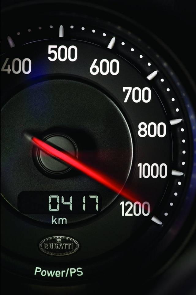 Top Speed 417bugatti