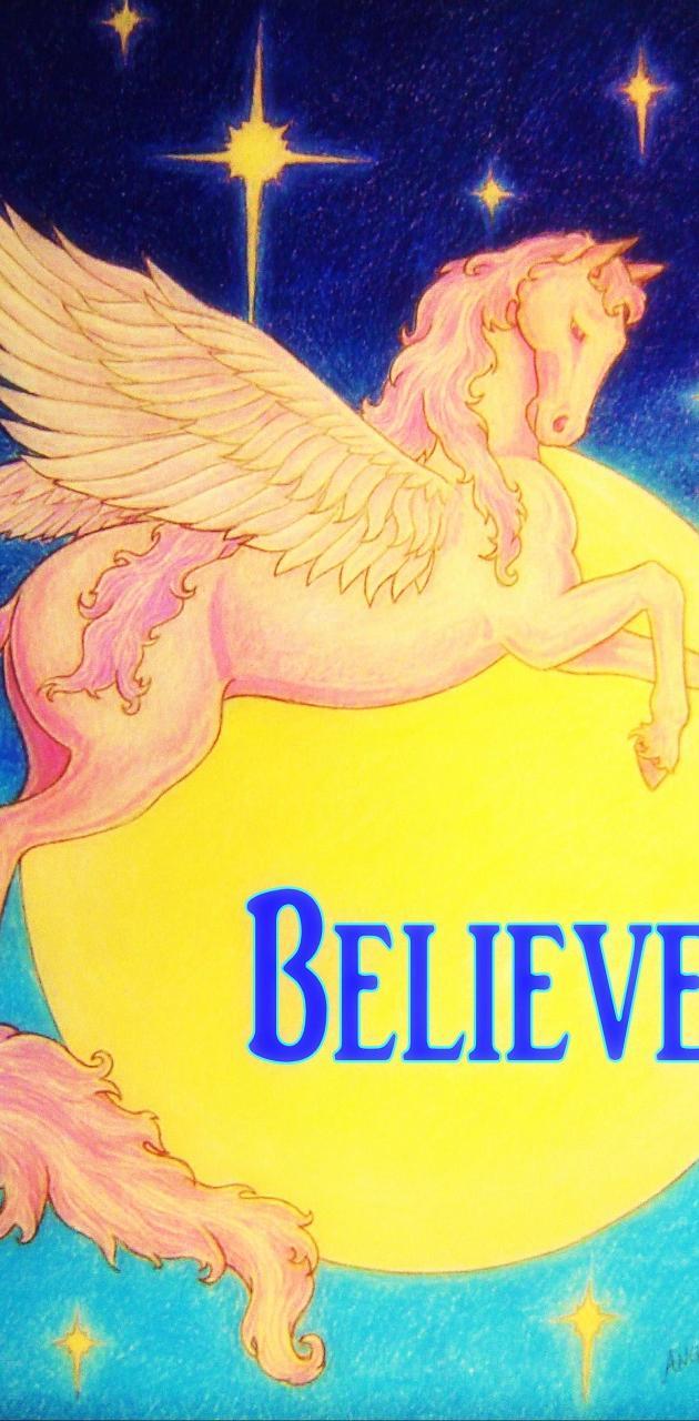 Pegasus Moon-Believe