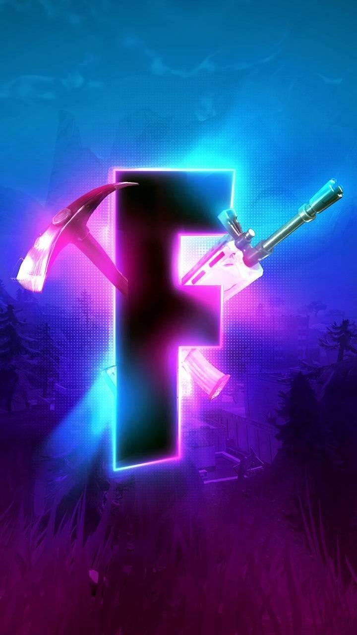 Neon fortnite wallpaper by Diegoplayz - e2 - Free on ZEDGE™