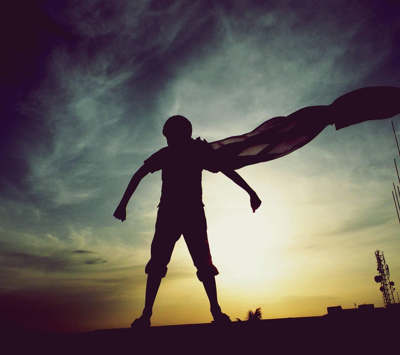 i am superhero