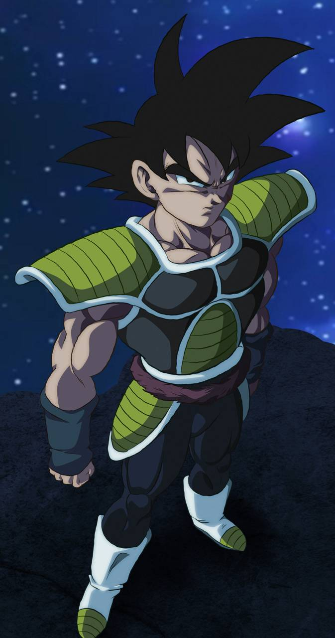 Broly Movie Wallpaper By Silverbull735 17 Free On Zedge