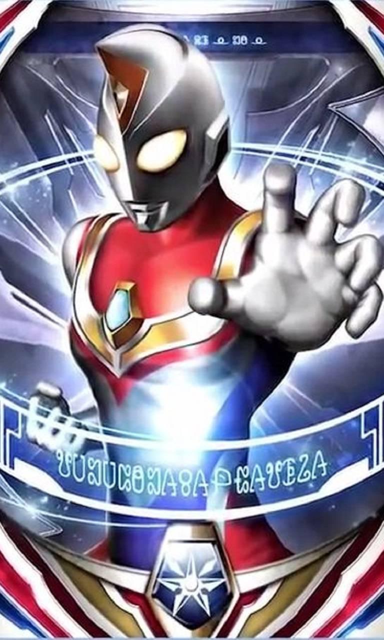 Ultraman Dyna Wallpaper