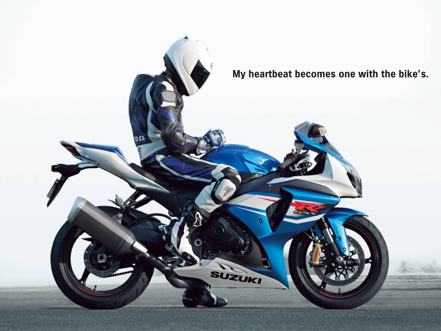GSXR 1000 Heartbeat