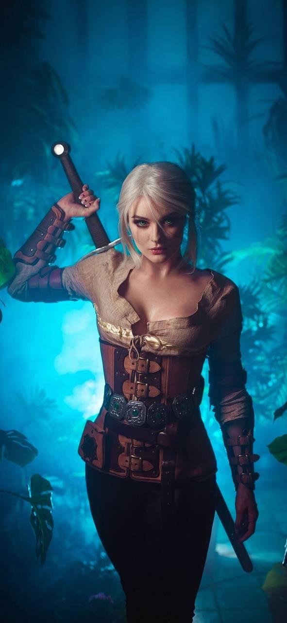 Ciri of Witcher