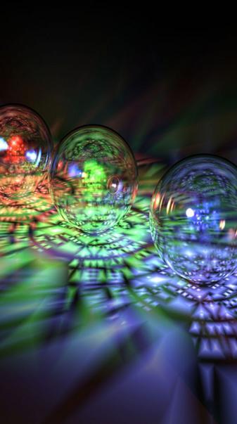 3d Disco Lights