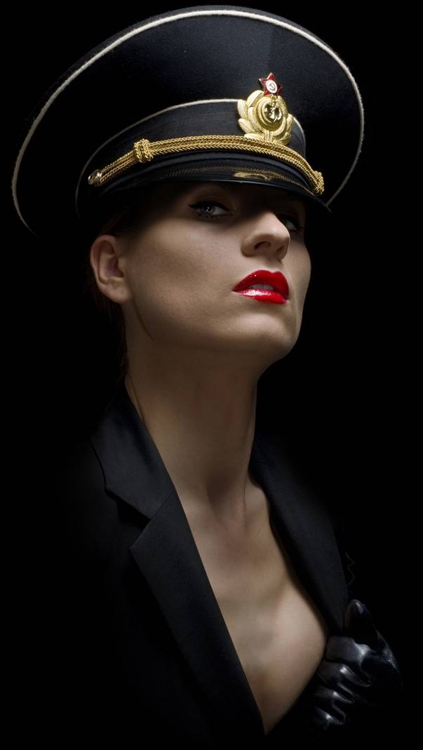 Hot Military Officer