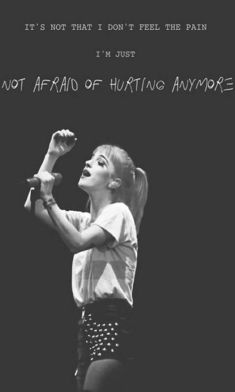 Paramore Song Lyrics