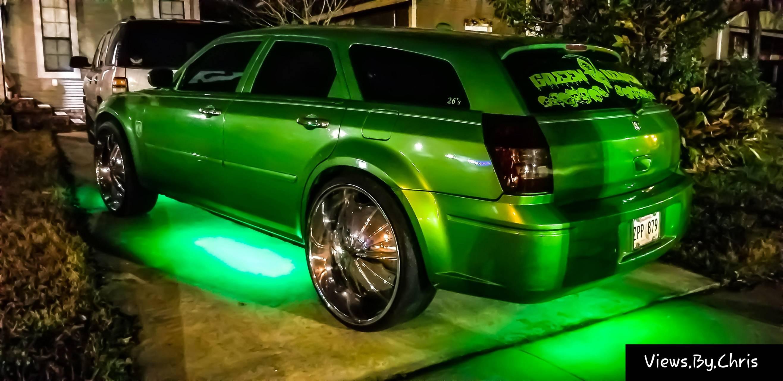 Green magnum