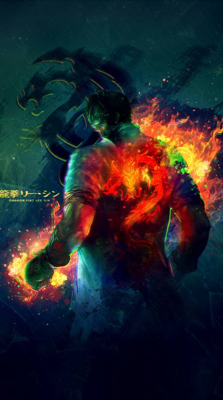 Lee Sin Dragon Fist