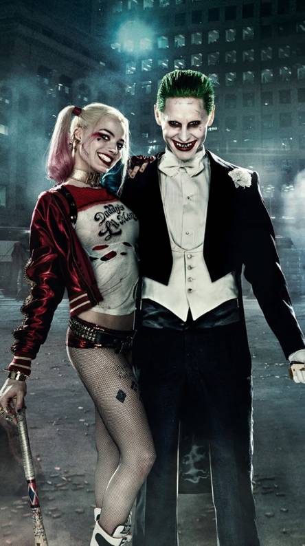 Joker Harley Quinn Wallpapers Free By Zedge