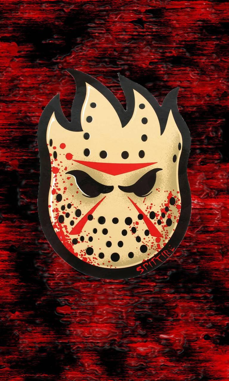 Spitfire Jason Mask Wallpaper By Jason251
