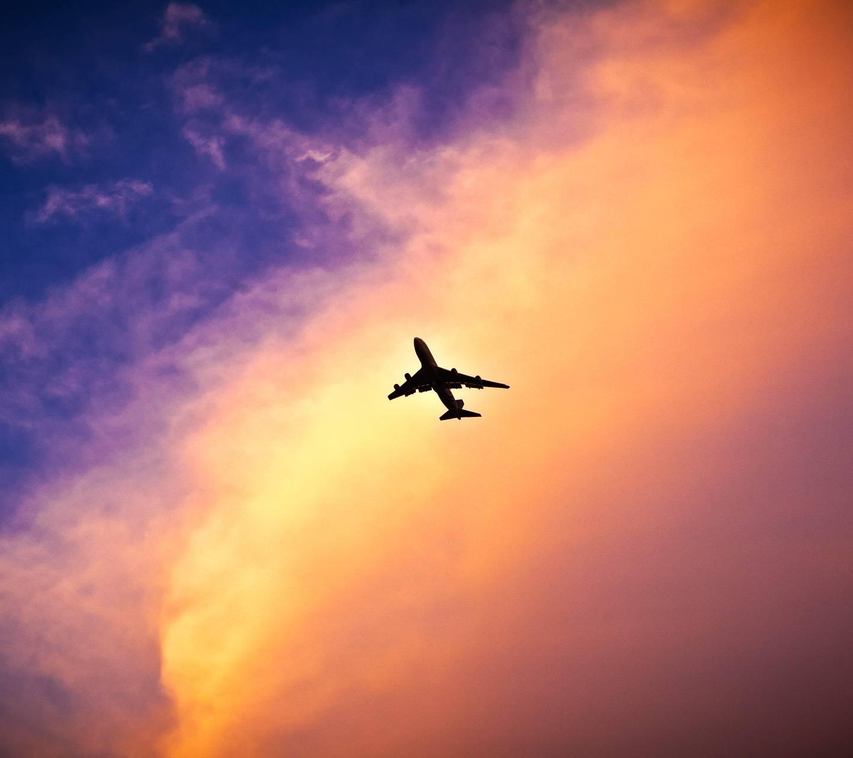 Clouds N Aeroplane