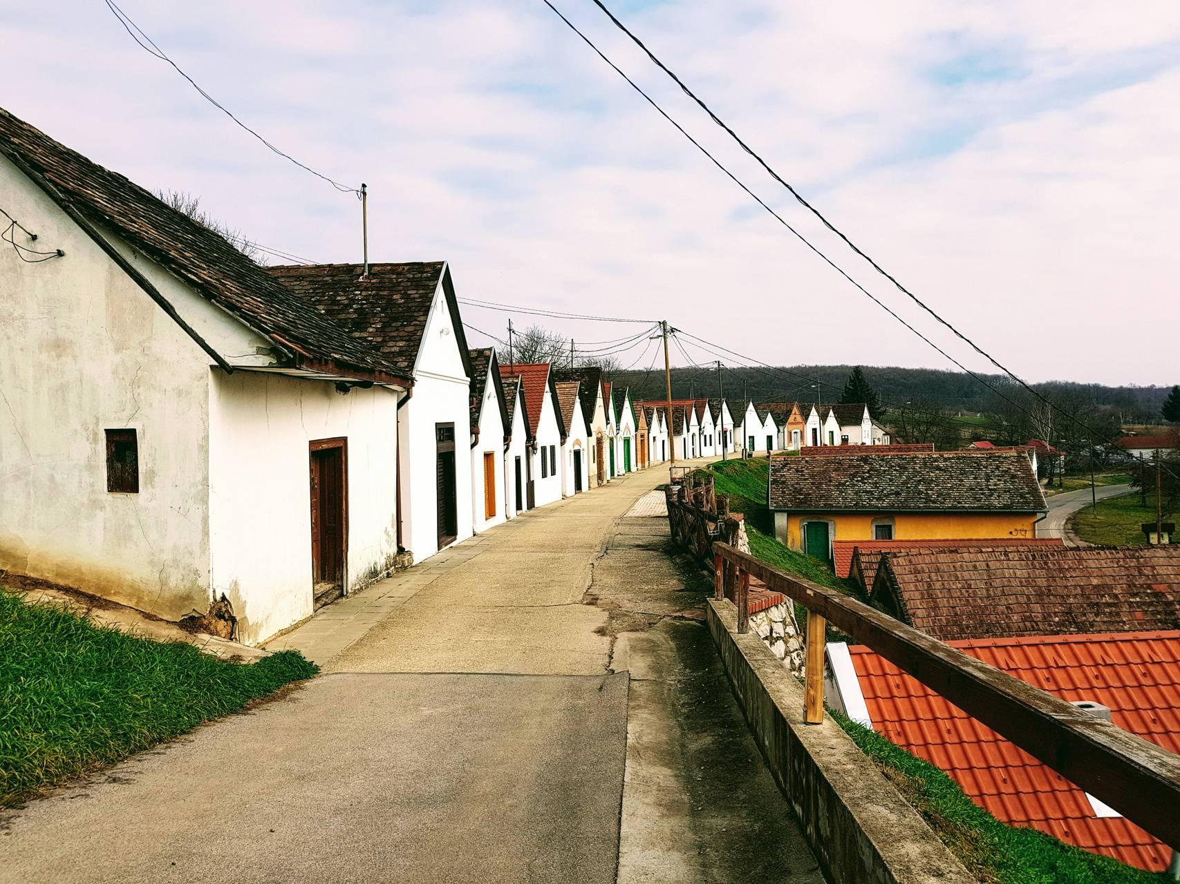 Wine houses