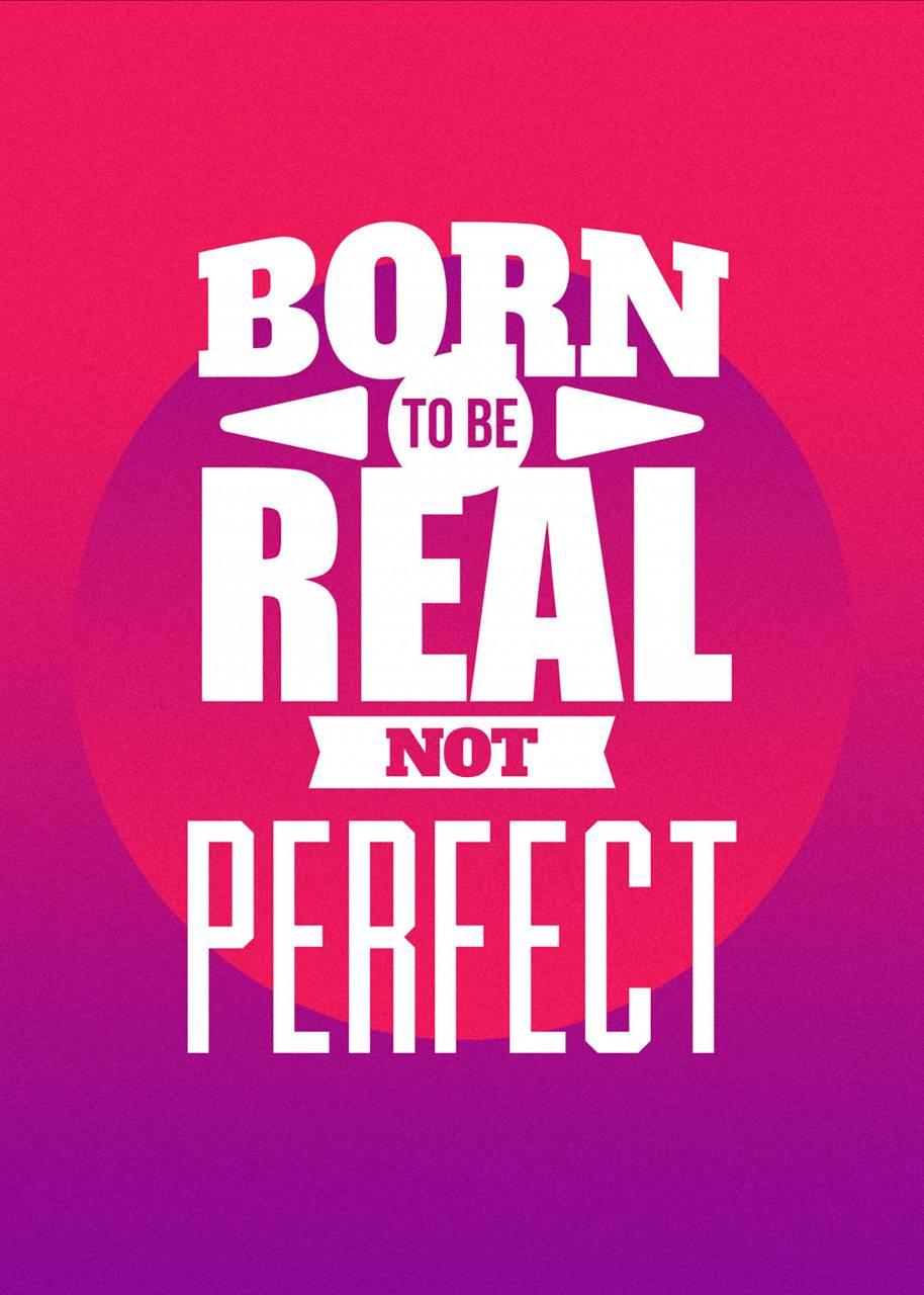 Born real