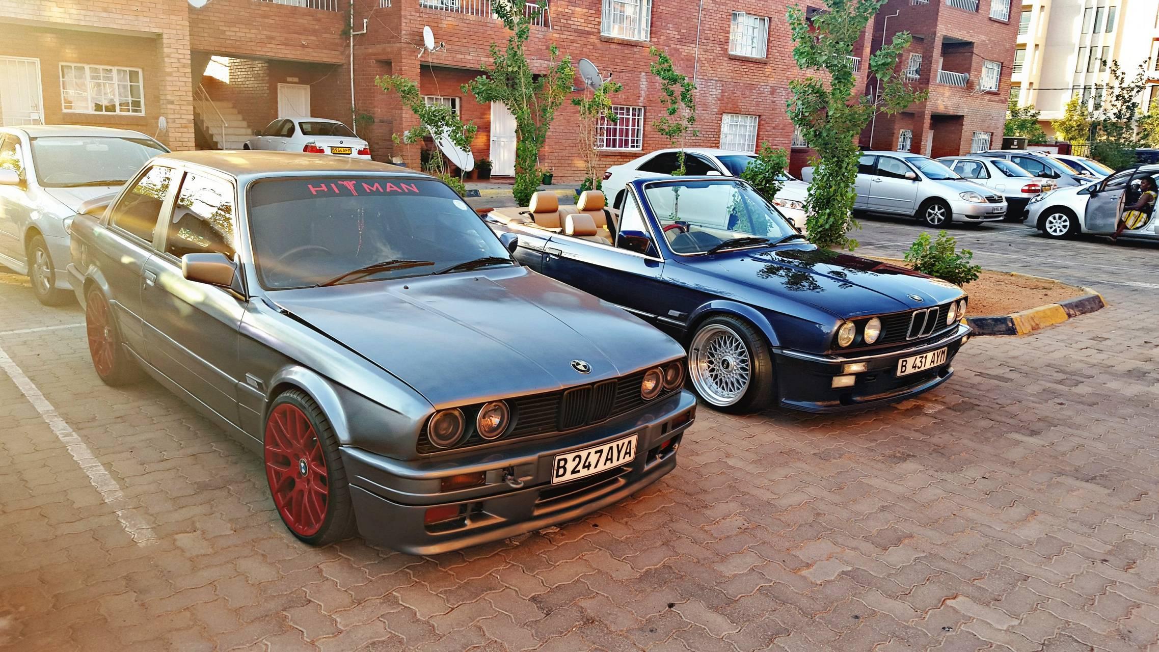 BMW E30 325is Bots