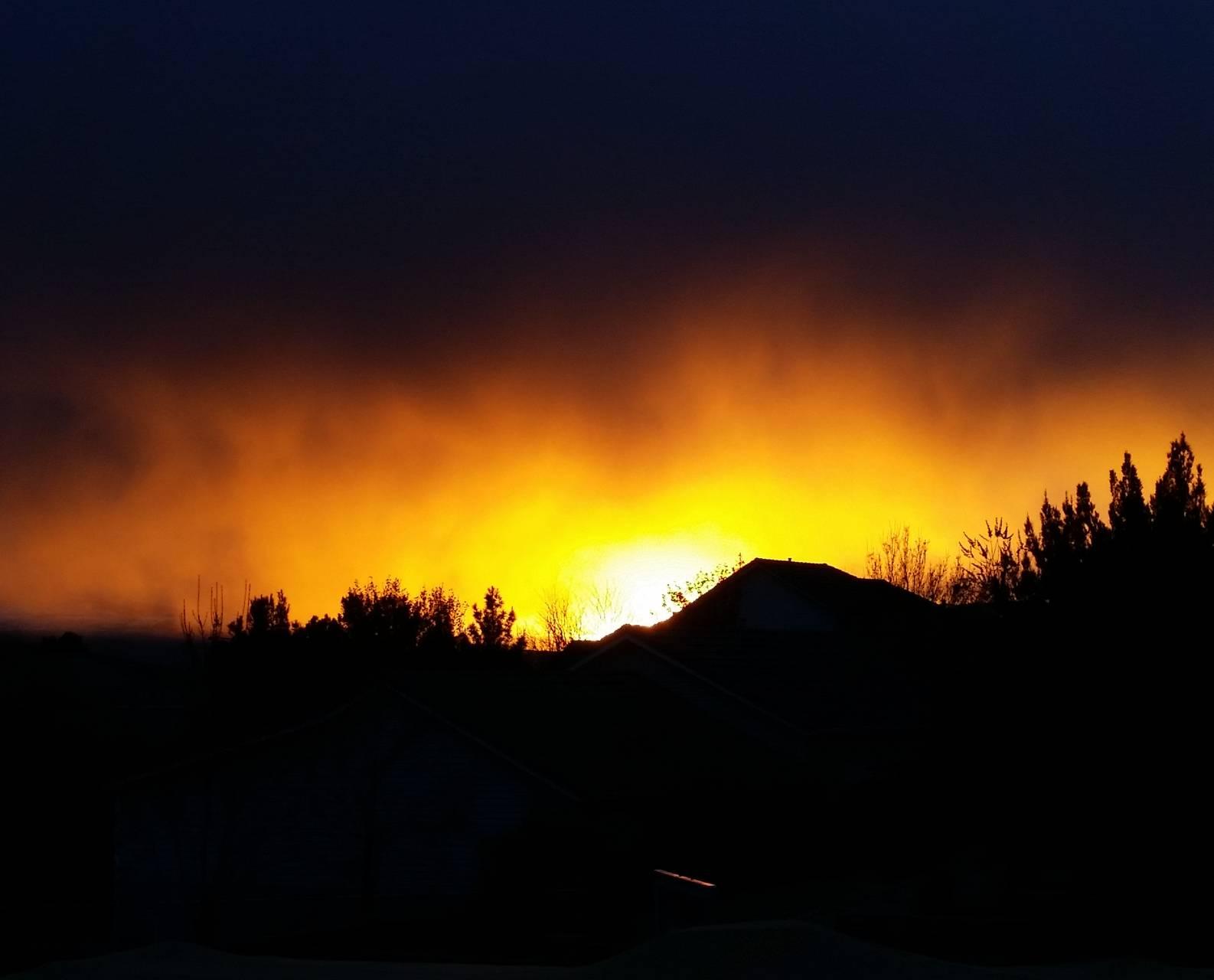 Desert Sunset 3