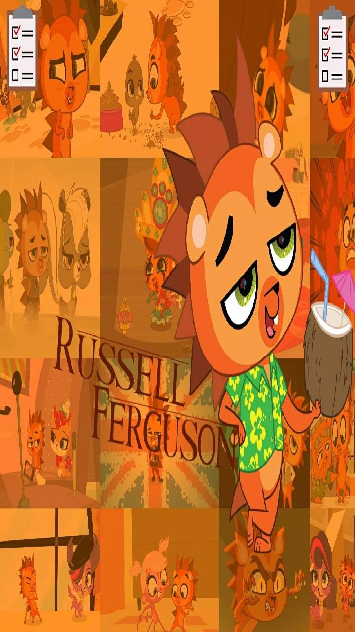 Russel Ferguson LPS