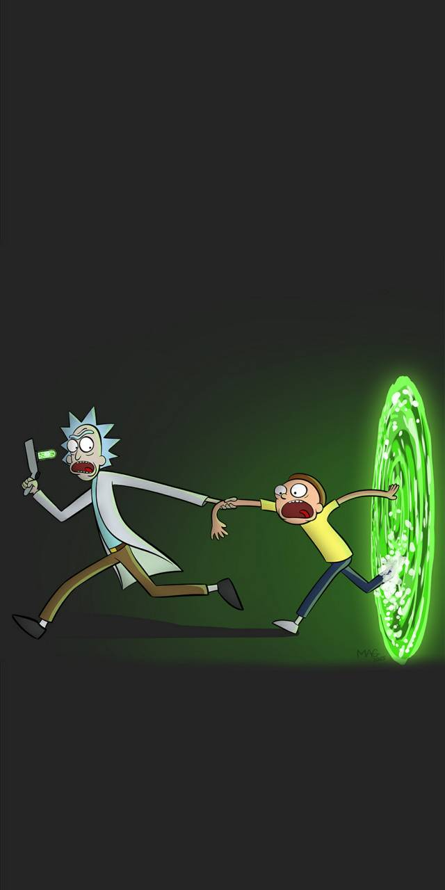 Rick and Morty Run