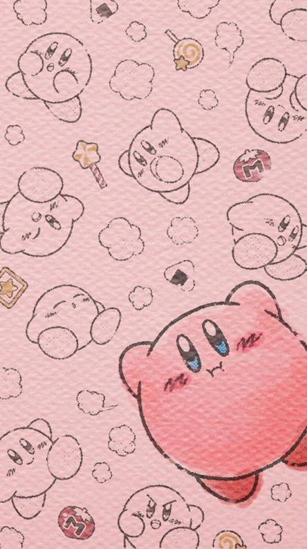 Kirby Wallpapers Free By Zedge