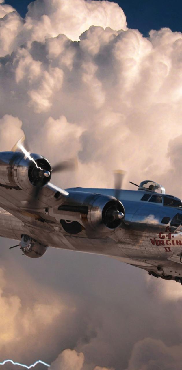 48 Boeing B-17