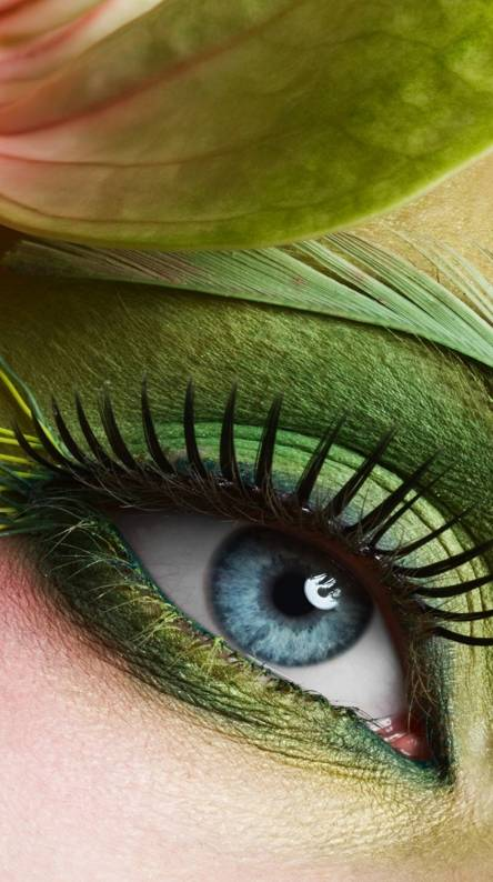 Eyes - Flowers