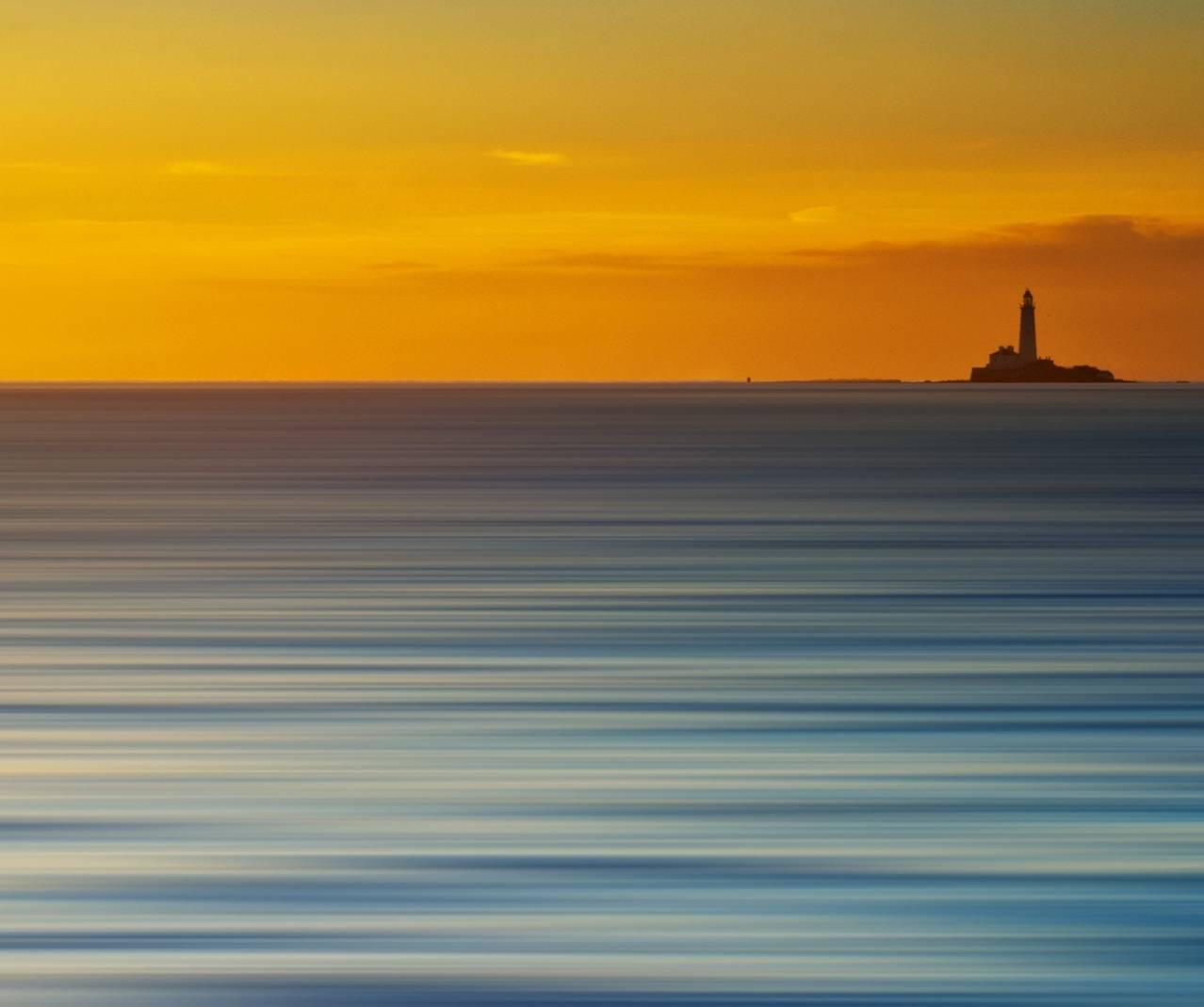 Sunset On Da Sea